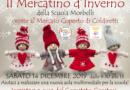 """Il """"Mercatino d'inverno"""" della scuola Morbelli al mercato coperto di Campagna Amica"""