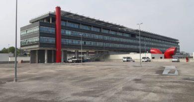 verduno Covid hospital