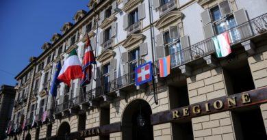 Regione Piemonte palazzo lascaris