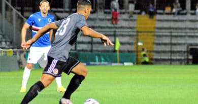 Alessandria-Sampdoria