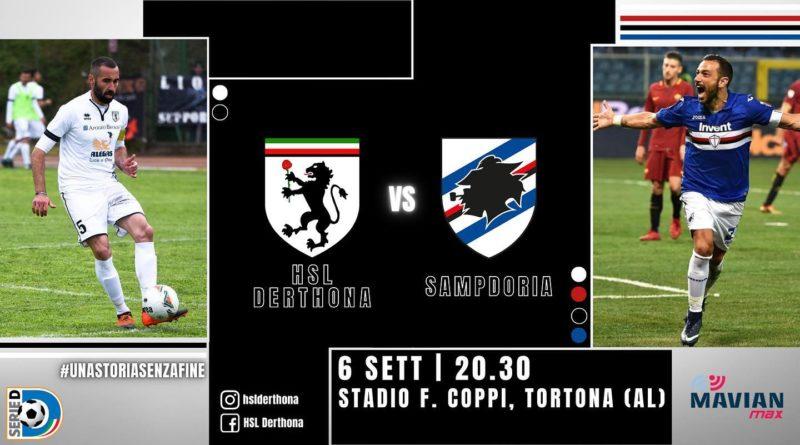 Hsl Derthona Sampdoria