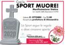 Così lo sport muore!: sabato 31 alle 11 tutti davanti alla Prefettura di Alessandria