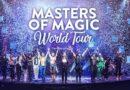 Masters of Magic World Tour a Torino