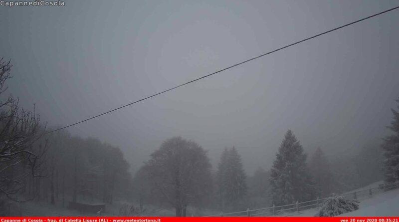 neve capanne di cosola