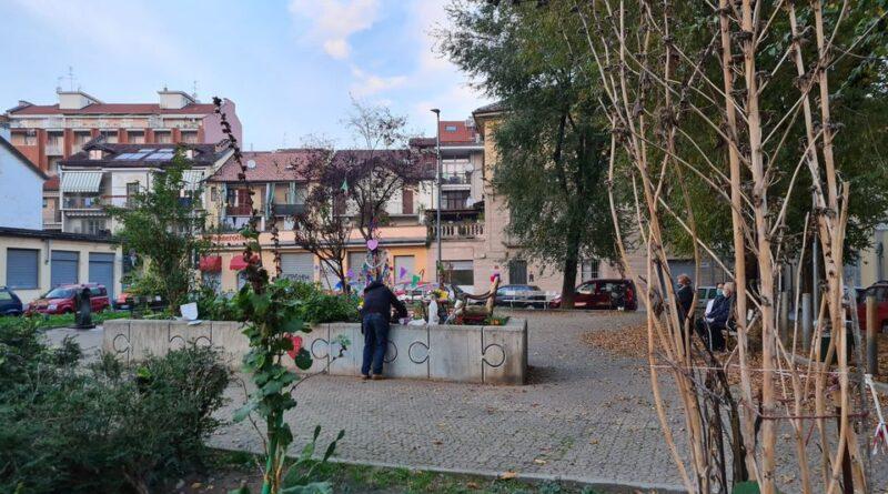 Piazza Moncenisio