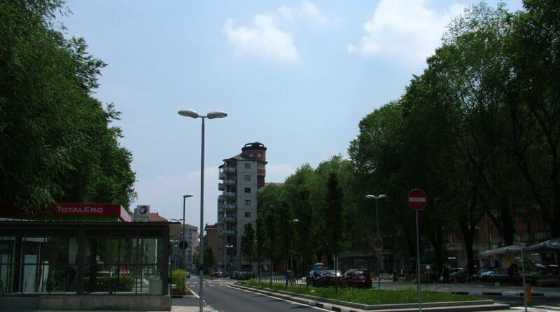 piazza Chironi torino