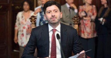 Roberto Speranza piemonte