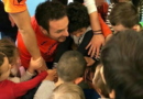 Federico Rasero baby sport education
