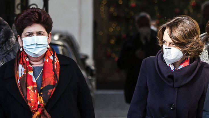 crisi di governo Teresa Bellanova Elena Bonetti