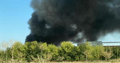 Incendio discarica Castelceriolo