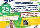 Alessandria è sede di una tappa del Ping Pong Tour TTX Edition!