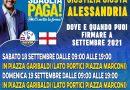 Lega Alessandria, sabato e domenica sotto i portici di Piazza Garibaldi continua la raccolta firme per la campagna referendaria sulla Giustizia