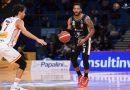 Il Derthona Basket si conferma squadra da trasferta. Vittoria a Pesaro